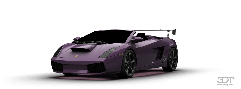Lamborghini Gallardo Spyder Convertible 2006 tuning