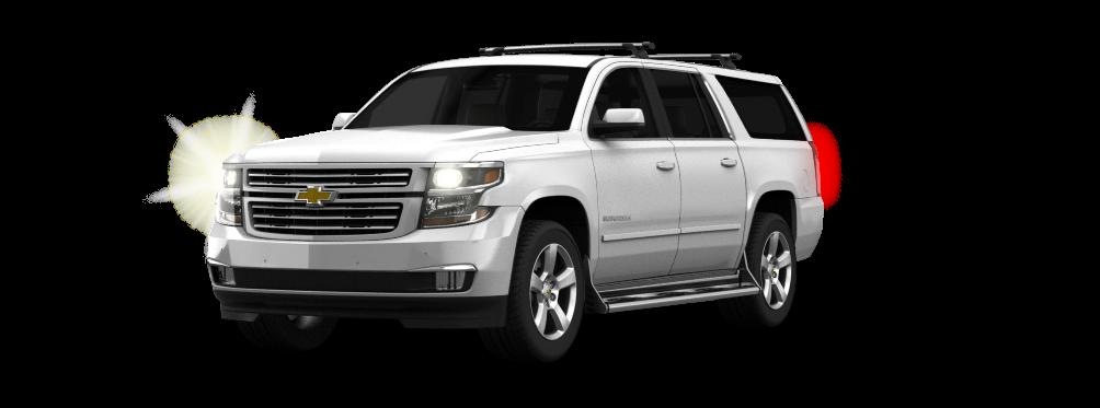 Chevrolet Suburban'15