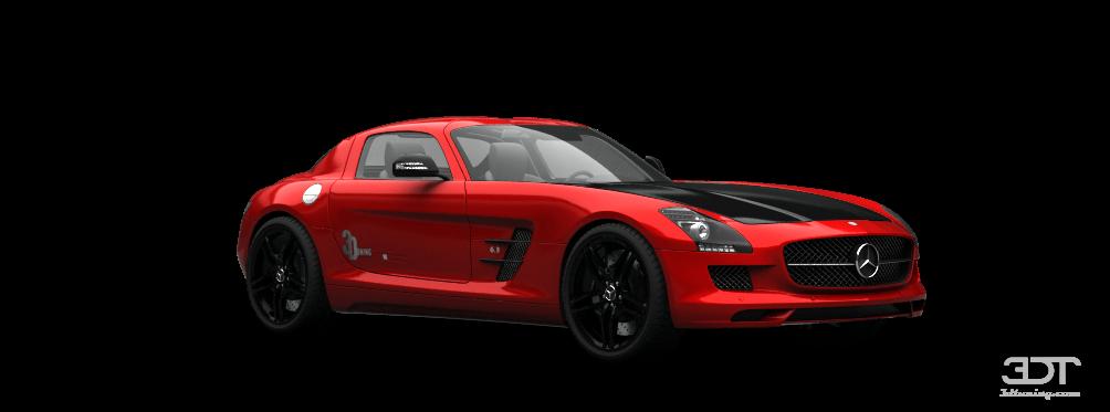 Mercedes SLS AMG'10