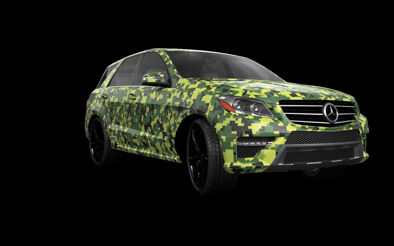 Mercedes M-Class'11