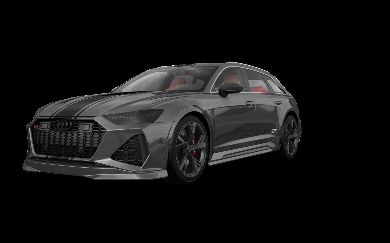 Audi RS6 Avant 2020 tuning