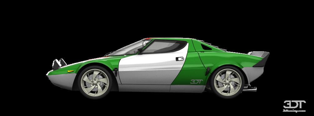 Lancia Stratos HF'73