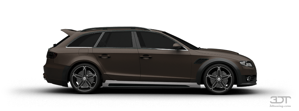3dtuning Of Audi A4 Allroad Wagon 2009 3dtuning Com