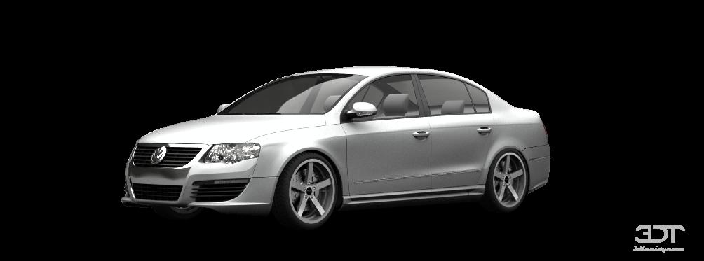Volkswagen Passat Sedan 2006 tuning