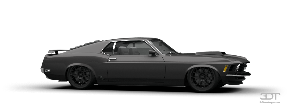 Ford Car Parts 3DTuning of Mustang Boss 429 Coupe 1969 3DTuning.com ...