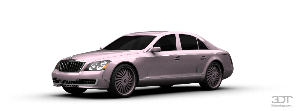 Maybach 57 Sedan 2002 tuning