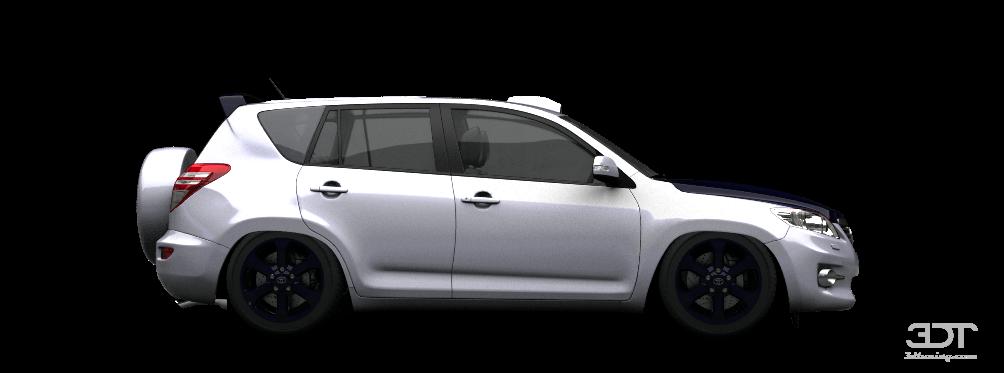 3dtuning Of Toyota Rav 4 Crossover 2011 3dtuning Com