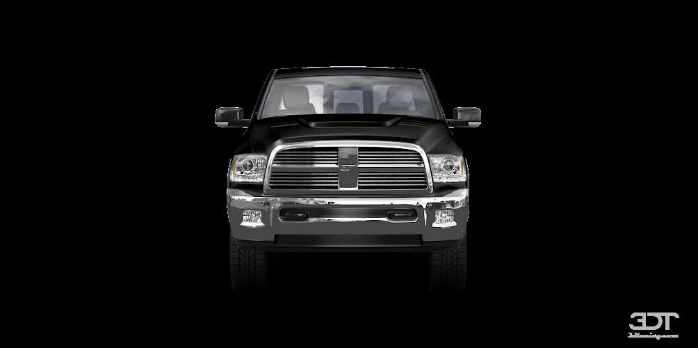 Dodge RAM 2500 Crew Cab Truck 2014