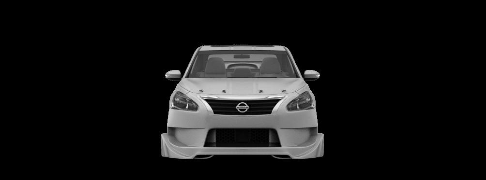 Nissan Altima Sedan 2013