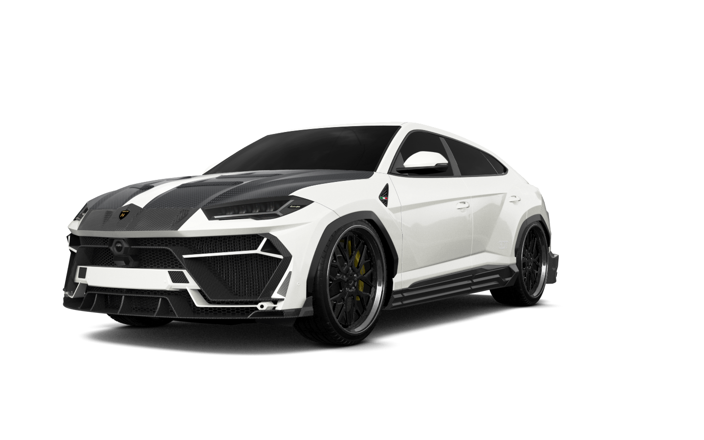 Lamborghini Urus 5 Door SUV 2019 tuning