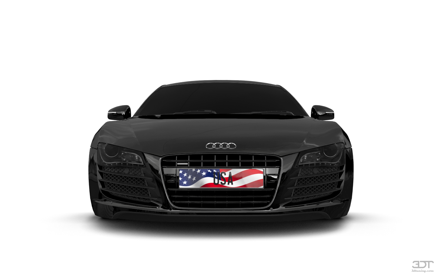 Audi R8 2 Door Coupe 2008