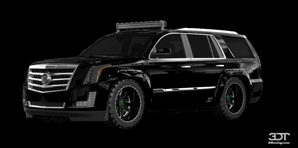 Cadillac Escalade SUV 2015 tuning
