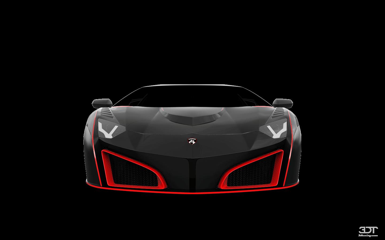 Lamborghini Aventador'12