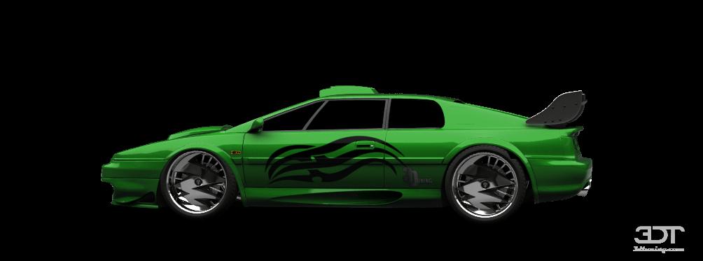 Lotus Esprit'93