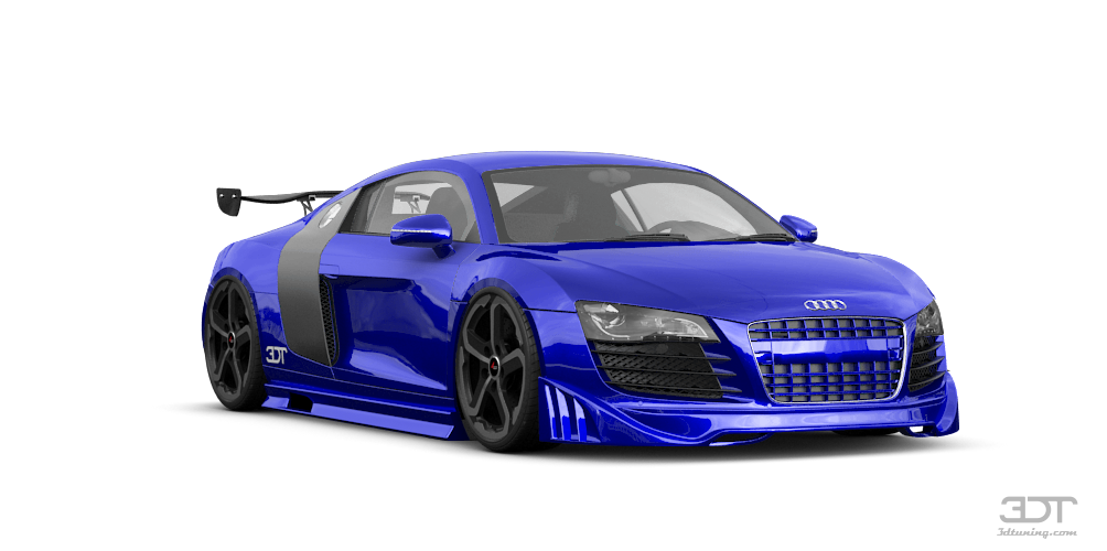 Audi R8 Coupe 2107 tuning
