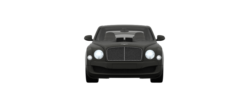 Bentley Mulsanne'10