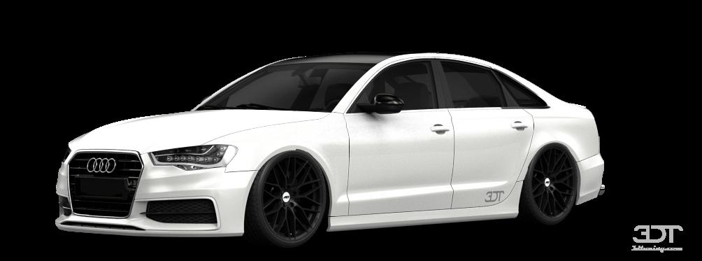 Audi A6 Sedan 2013 tuning