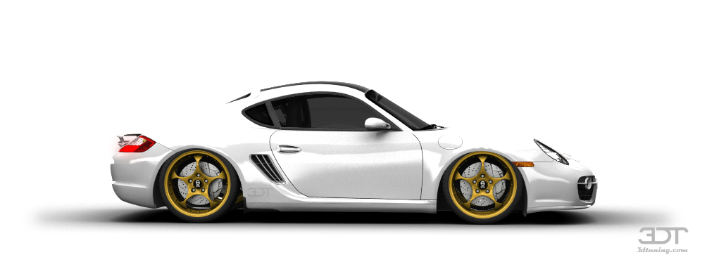 My Perfect Porsche Cayman S N R 3dtuning Probably The