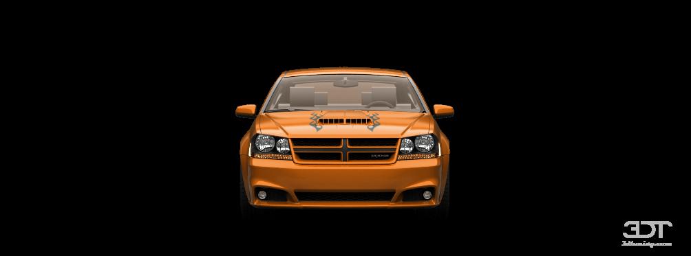 Dodge Avenger Sedan 2011