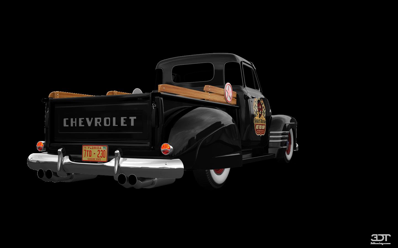Chevrolet 3100'53