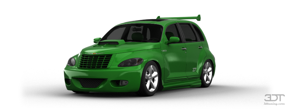 Chrysler PT Cruiser GT 5 Door Hatchback 2005 tuning