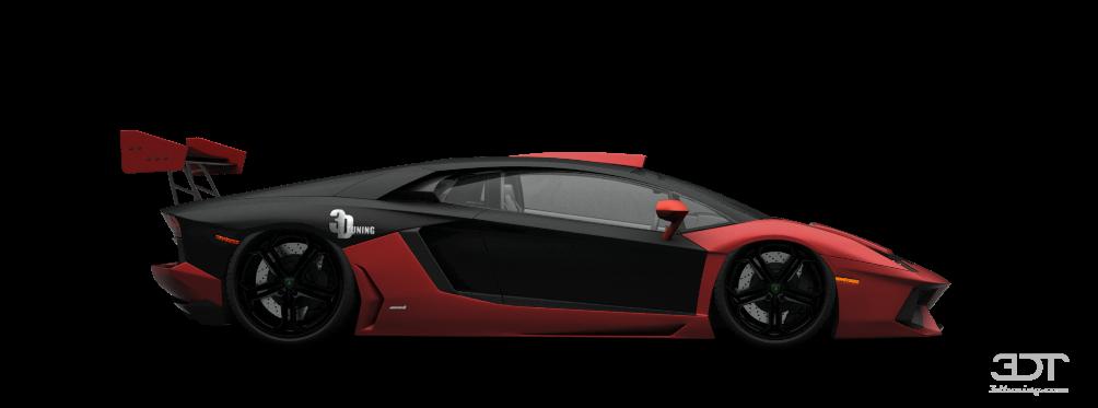 3dtuning Of Lamborghini Aventador Coupe 2012 3dtuning Com