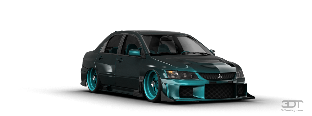 3DTuning of Mitsubishi Lancer Evo IX Sedan 2006 3DTuning.com - unique on-line car configurator ...