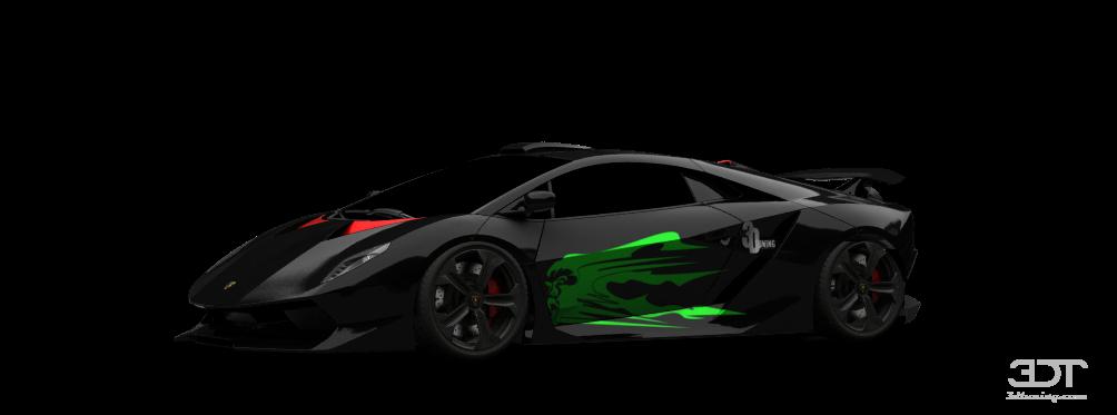 Lamborghini Sesto Elemento 11 By Monkey55