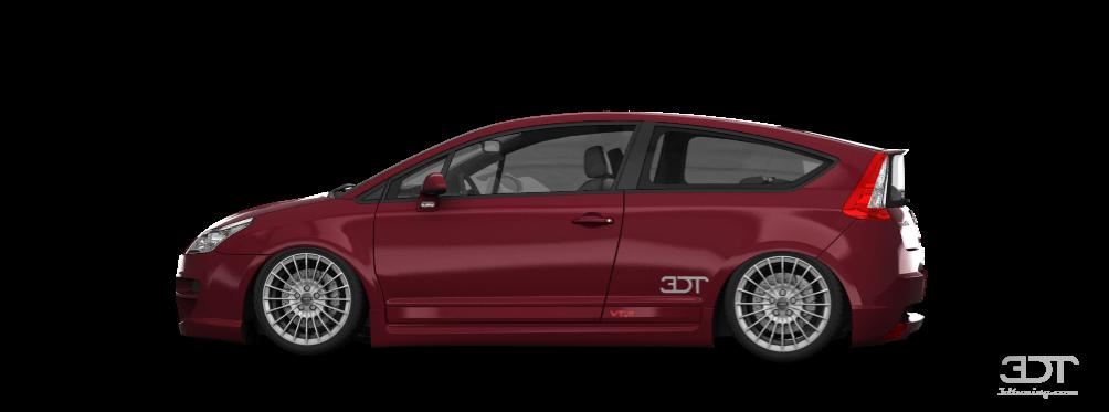 Citroen C4 VTS'08