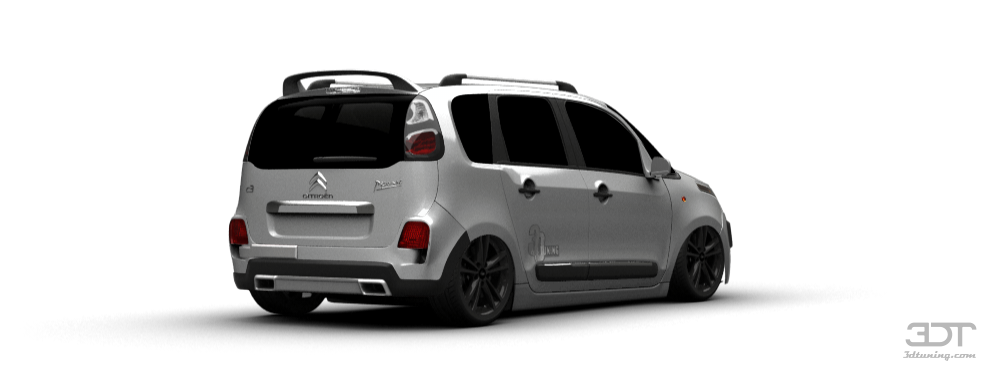My Perfect Citroen C3 Picasso Facelift
