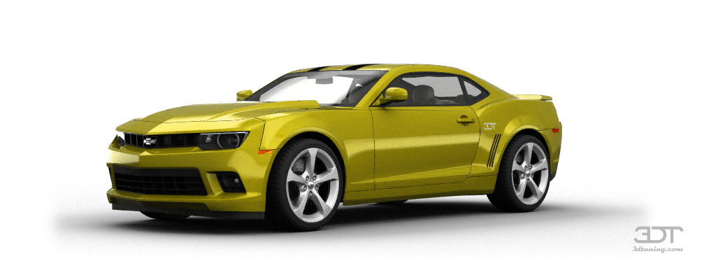 Chevrolet Camaro Coupe 2014 tuning