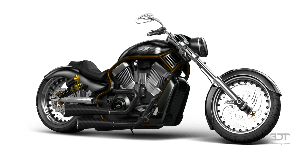Harley-Davidson Custom Chopper'11