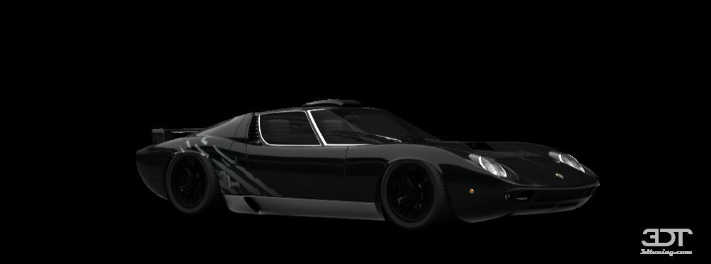 Lamborghini Miura 66 By Cody Vander Putten