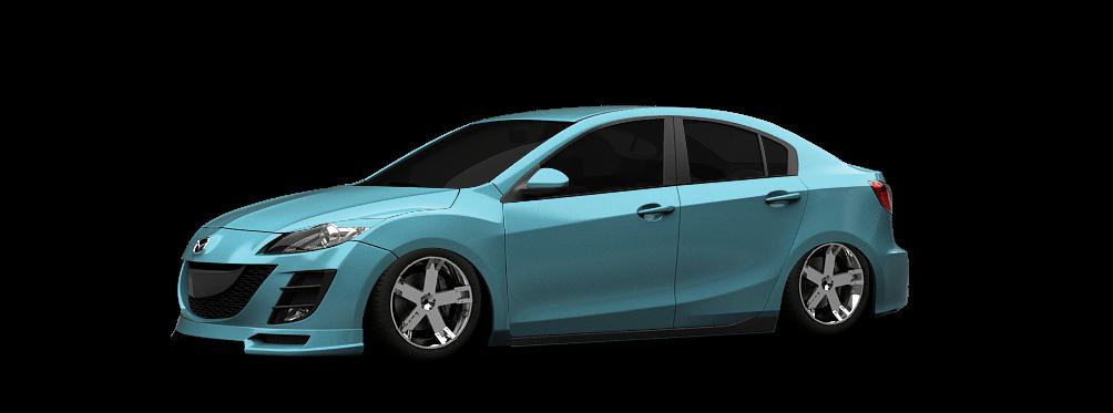 Mazda 3'09