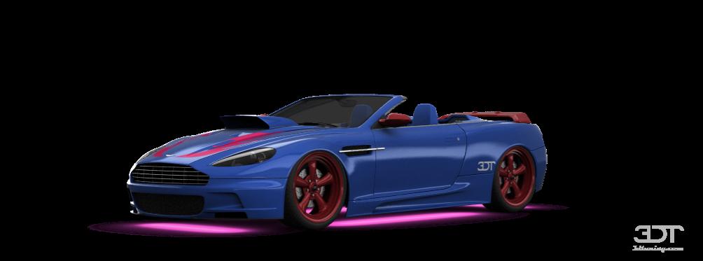 Aston Martin DBS Volante'10