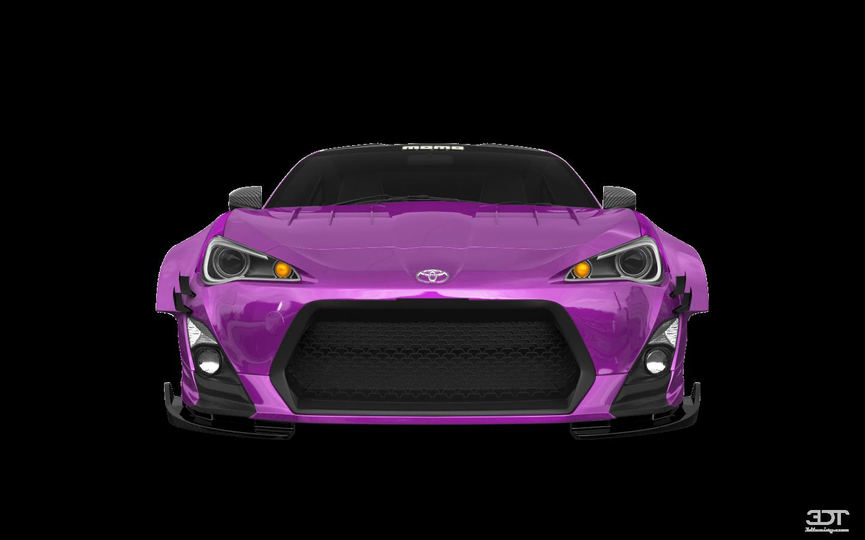 Toyota GT86 2 Door Coupe 2013
