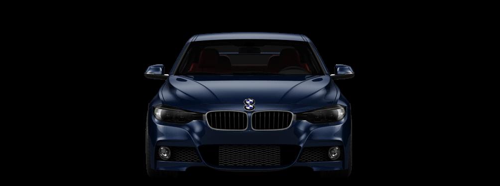 BMW 3 series'12