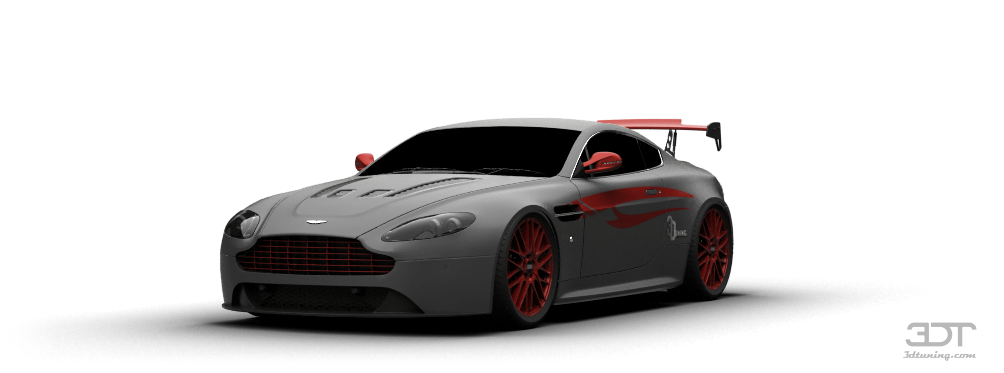 Tuning Aston Martin V12 Vantage Coupe 2010 Online