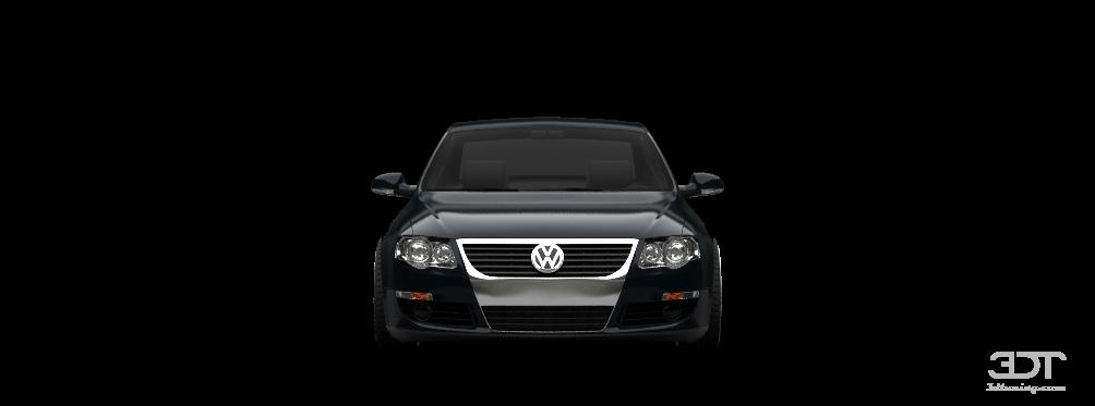 Volkswagen Passat sedan'05