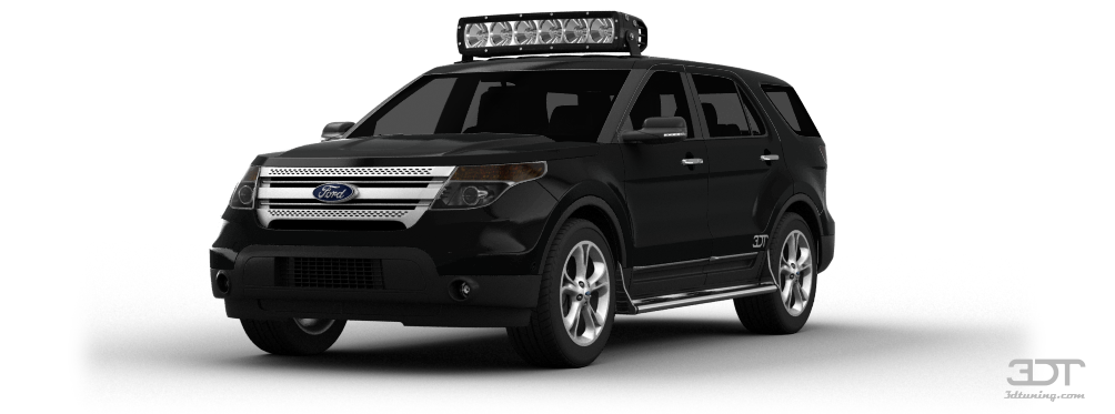 Tuning Ford Explorer 2011 online, accessories and spare parts for tuning Ford Explorer 2011