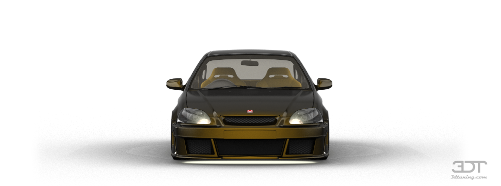 Honda Civic Type-R'97