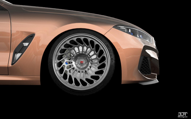 BMW 8 Series'19