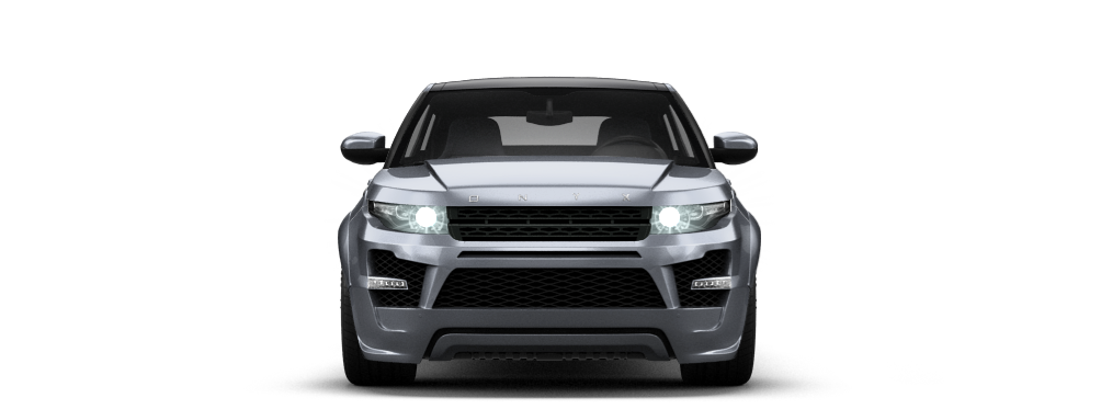 Range Rover Evoque 5 door'12