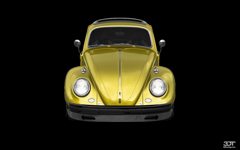 Volkswagen Beetle'64