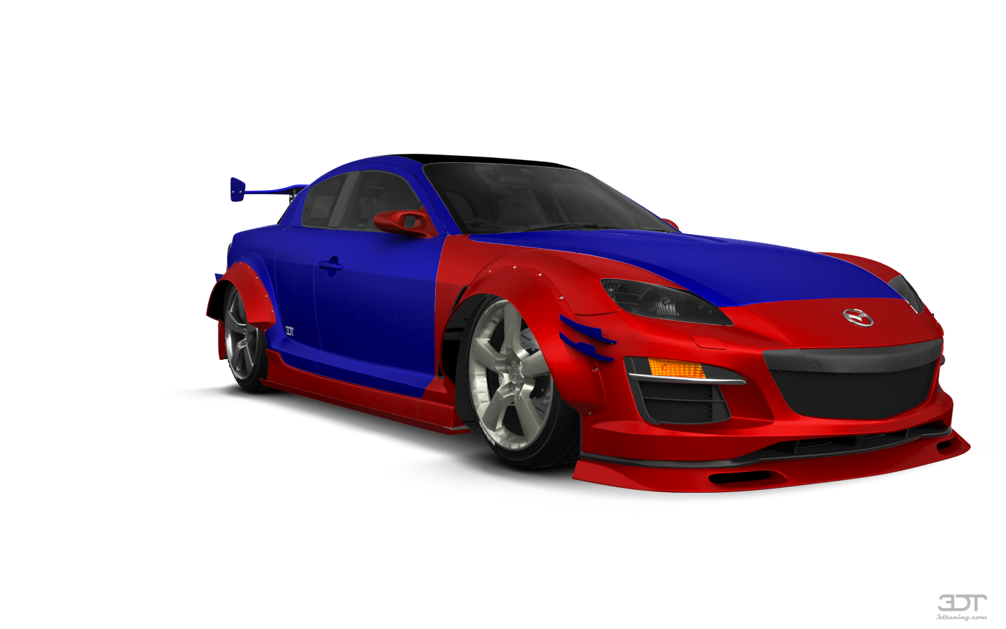 Mazda RX-8 Quad Coupe 2004 tuning
