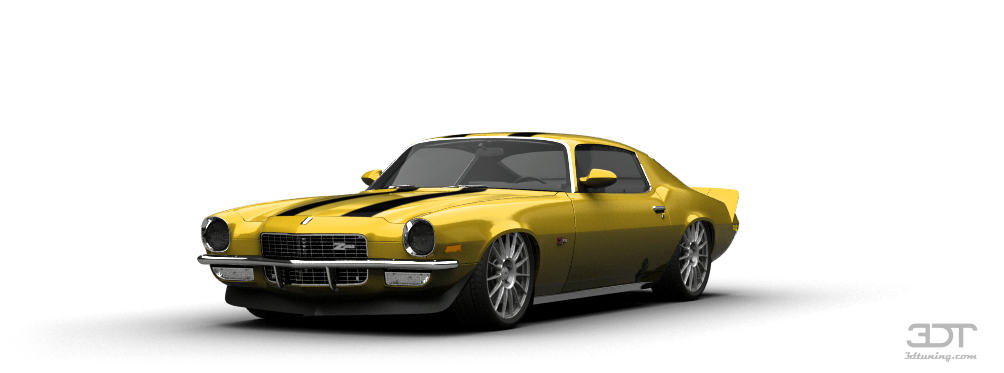 Chevrolet Camaro Z28 Coupe 1970 tuning