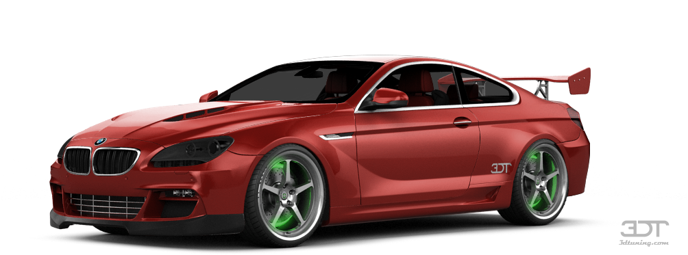 BMW 6 Series Coupe 2012 tuning