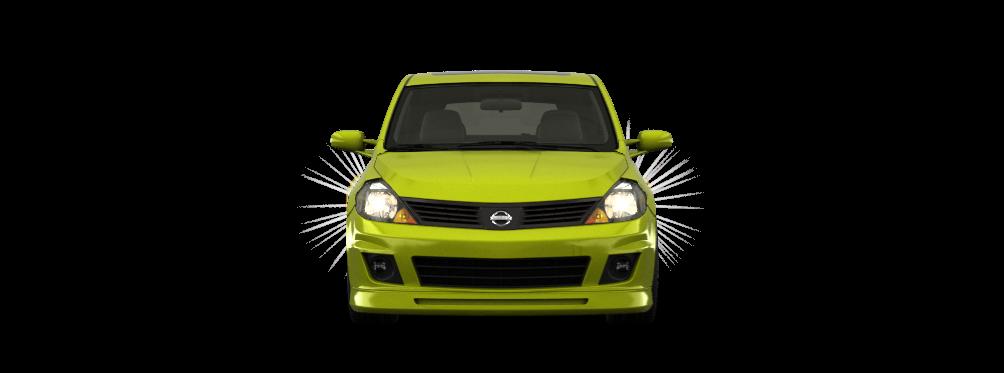 Nissan Versa SL'09