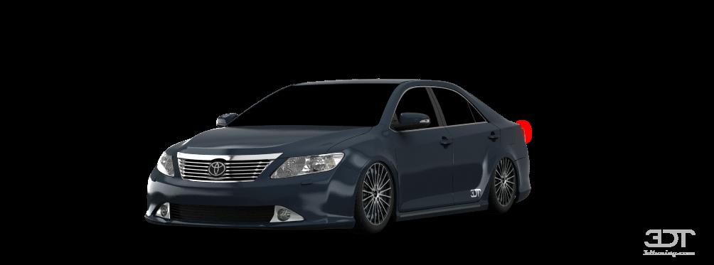 Toyota Camry Sedan 2012 tuning
