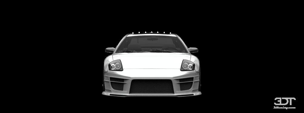 Mitsubishi Eclipse Coupe 2003
